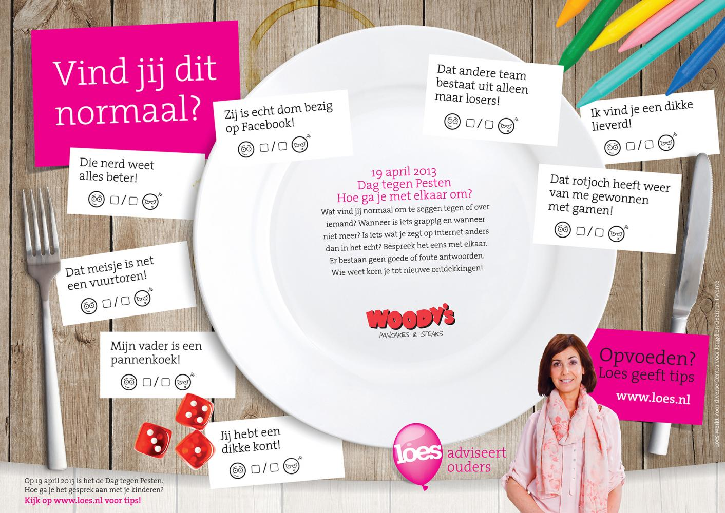 Placemat Loes